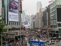 Chengdu, China Royalty Free Stock Photography