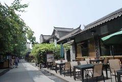 Chengdu, Cina Jinli immagini stock