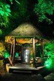 Chengdu du Fu Thatched μουσείο εξοχικών σπιτιών Στοκ Φωτογραφία