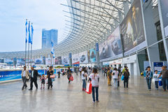 Chengdu international auto show Royalty Free Stock Images