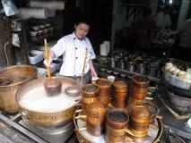 Chengdu snack bar Stock Image