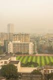 Chengdu sunrise Royalty Free Stock Photo