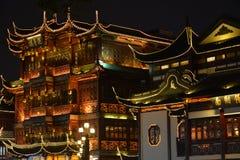 Chenghuang tempel Arkivfoto