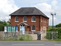 Chenies Baptist Church, route de Latimer, Chenies image libre de droits