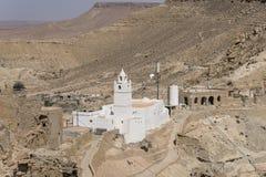 Chenini-Moschee Stockfoto