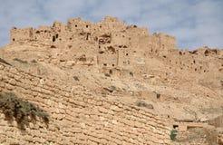 Chenini (Tunesië) royalty-vrije stock afbeeldingen
