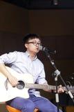 Chenlong sing song Royalty Free Stock Photos