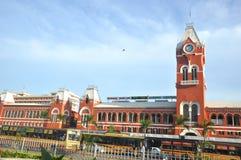 Chennai centrali stacja Obraz Royalty Free