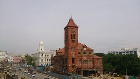 Chennai city Royalty Free Stock Photos