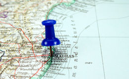 Chennai, Indien Lizenzfreies Stockfoto