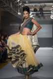 Chennai International Fashion Week 2012 Royalty Free Stock Image