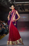 Chennai International Fashion Week 2012 Royalty Free Stock Photo