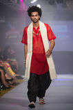 Chennai International Fashion Week 2012 Stock Images