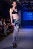 Chennai International Fashion Week 2012 Royalty Free Stock Photography
