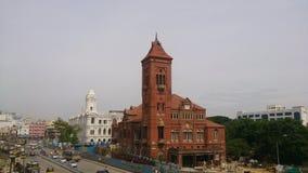 Chennai miasto Zdjęcia Royalty Free