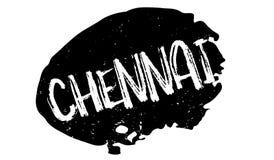 Chennai pieczątka ilustracji