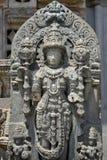 Chennakesava寺庙, Somanathapura,卡纳塔克邦 免版税库存图片