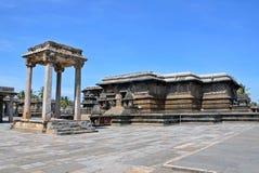 Chennakesava Temple Stock Images
