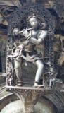 Chennakeshava Temple, Belur. Shilabalika celestial maiden at Chennakeshava temple at Belur, Karnataka, India Stock Photography