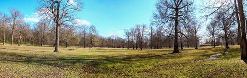 Chennualt parkerar golfbanan är en offentlig kurs för 18 hål royaltyfria bilder