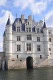 Chenonceau城堡 免版税图库摄影