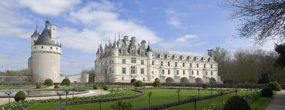 chenonceau замока Стоковое фото RF