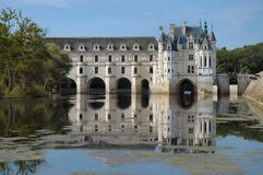 Chenonceau Photos stock