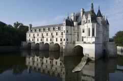Chenonceau Stock Photo