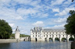 Chenonceau Stock Image