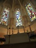 Chenonceau - cappella Fotografia Stock Libera da Diritti