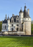 Chenonceau Castle stock photography