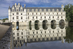 Chenonceau Castle Loyre Valley France Stock Images
