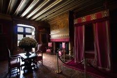 Chenonceau castle Stock Photography