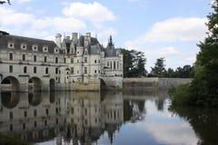 Chenonceau-Chateau lizenzfreie stockbilder