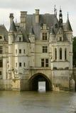 Chenonceau del castillo Fotos de archivo libres de regalías
