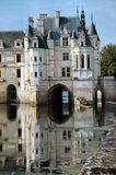 Chenonceau (detail) Stock Images