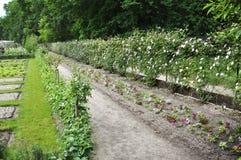 CHENONCEAU, Farm at the Chateau de Chenonceau, Loire Valley castle. Royalty Free Stock Photos