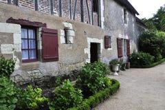 CHENONCEAU, Farm at the Chateau de Chenonceau, Loire Valley castle. Stock Photos