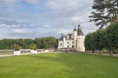 Chenonceau (fr. Château de Chenonceau) Royalty Free Stock Photo