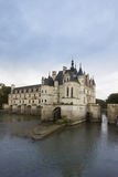CHENONCEAU, FRANCE - November 2012: Castle on November, 2012 in Stock Images