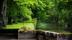 Chenonceau kasztel, Loire dolina, Francja Zdjęcia Royalty Free
