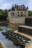 Chenonceau - Loire Valley - France Stock Photo