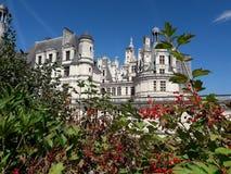 Chenonceau-Schloss stockbild