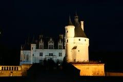 Chenonceau Schloss Stockbilder