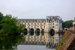 Chenonceau Schloss Stockfoto