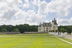 chenonceau zamku France Obraz Stock