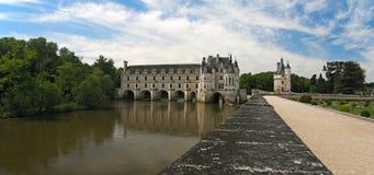 chenonceau zamku France Zdjęcia Royalty Free