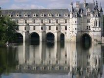 Chenonceaux城堡  免版税库存照片