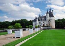 chenonceaux замока Стоковое фото RF