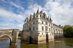 Chenonceaux Stock Photo